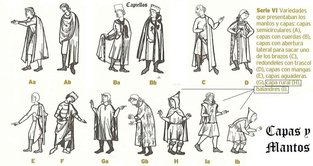 4. CANTIGAS CAPAS MASCULINAS