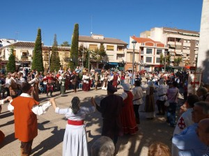 Bailes medievales