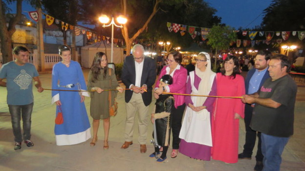 Inauguración Mercado Medieval