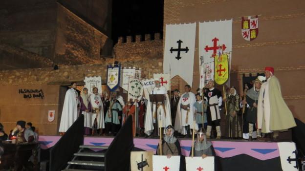"""Inauguración """"Manzanares Medieval. V Jornadas Histórico-Turísticas"""""""
