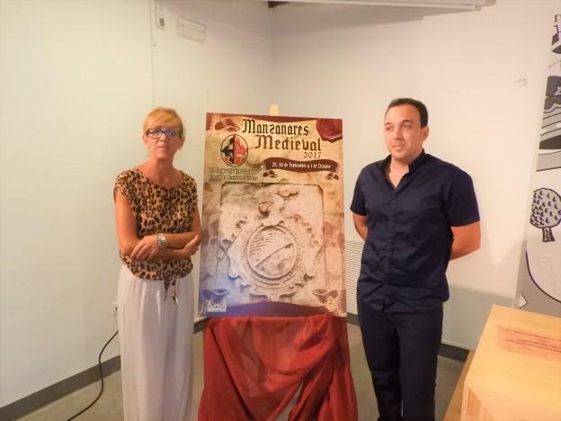 Presentación cartel VI Jornadas Medievales