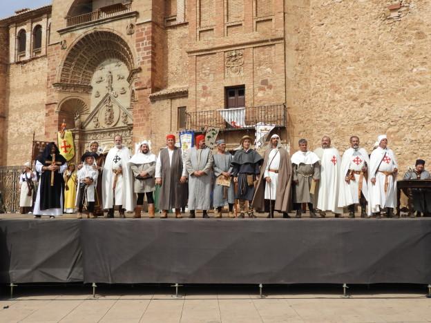Elección y nombramiento de alcaldes medievales 2017