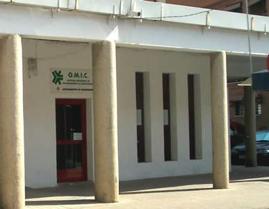 Omic manzanares for Oficina omic