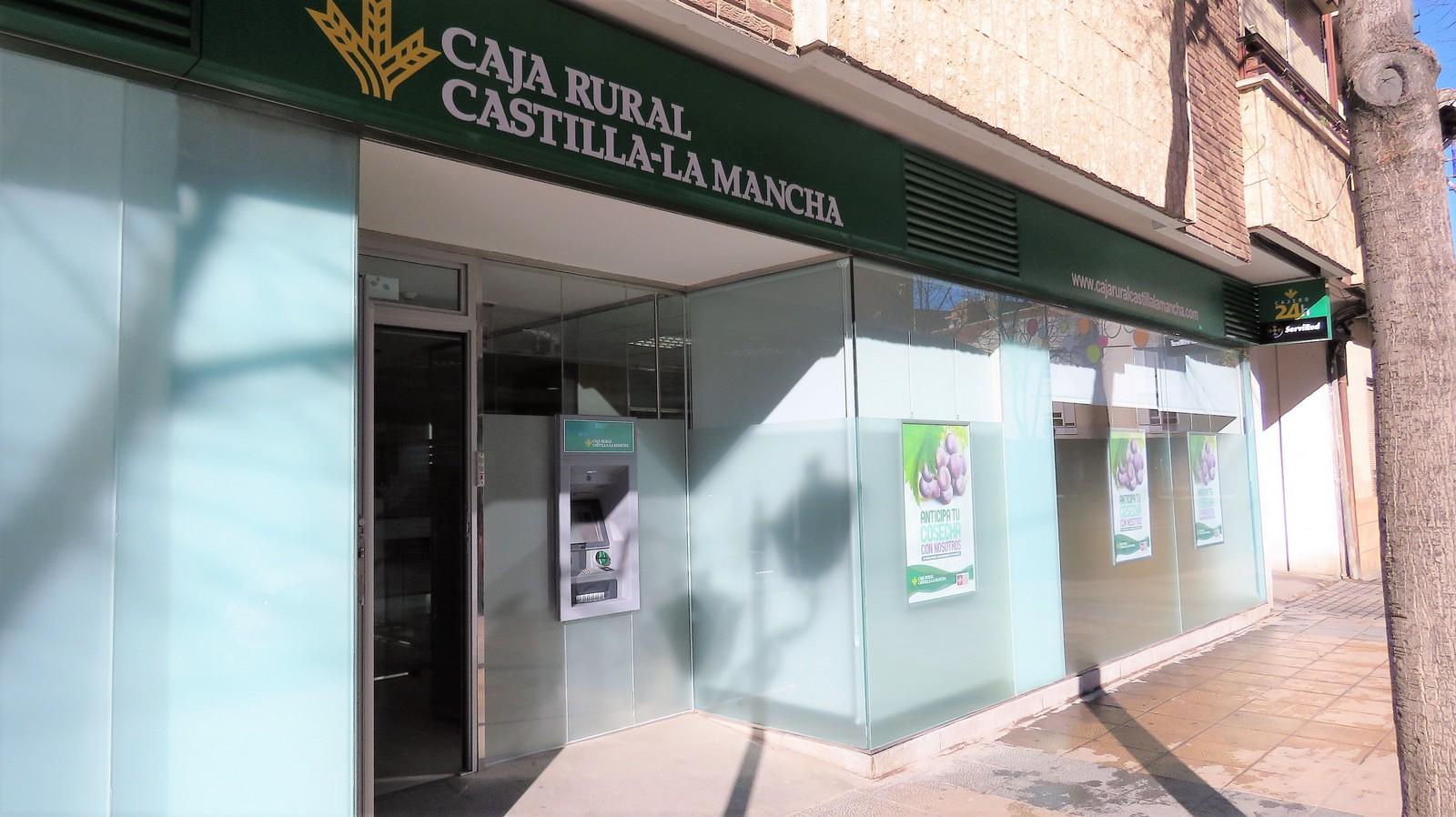 Caja rural castilla la mancha abre sucursal en manzanares for Caja rural de toledo oficinas