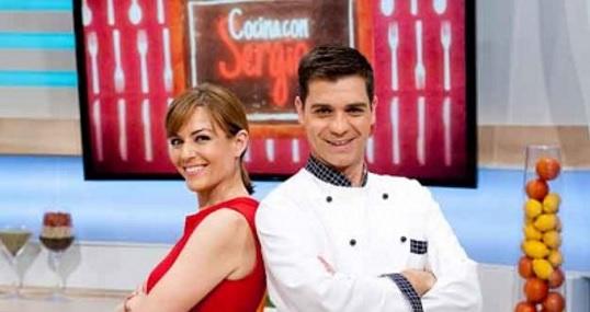 El programa de tve 1 cocina con sergio que girar en - Cocina con sergio pepa ...