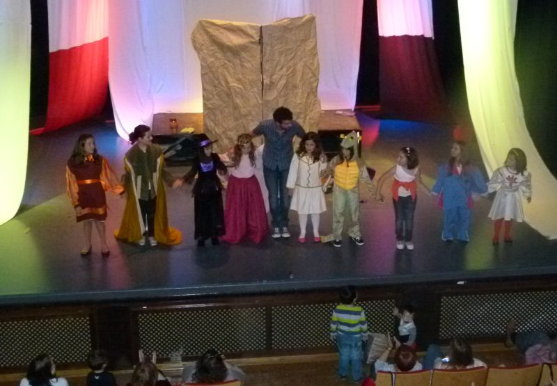 Primera semana de representaciones de la 32ª Muestra de Teatro ...