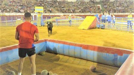 Grand Prix en la Plaza de Toros de Manzanares