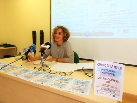 Beatriz Labián, concejala de políticas de igualdad