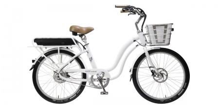 Imagen de bicicleta eléctrica