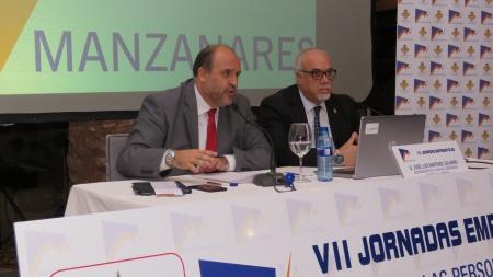 José Luis Martínez Guijarro y Julián Nieva