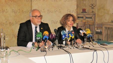 Beatriz Labián hizo el anuncio en un encuentro con medios de comunicación de la región