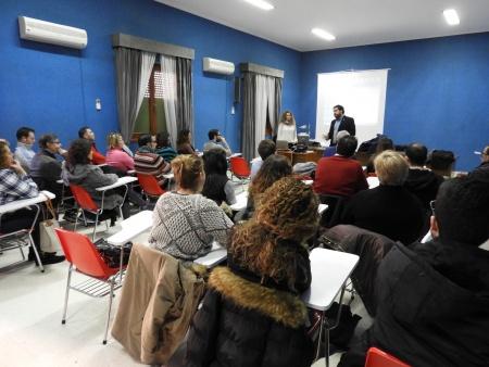 Hasta 50 personas participarán entre las dos sesiones programadas