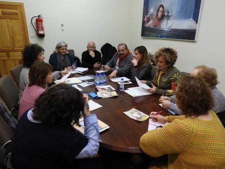 Reunión del Consejo Local de la Mujer