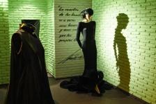 Imagen: interior del museo Manuel Piña