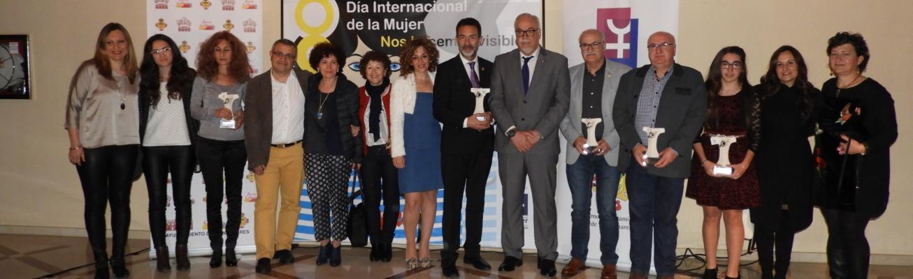 Celebración de la II Gala de la Igualdad -Premios Igualdad 2017-
