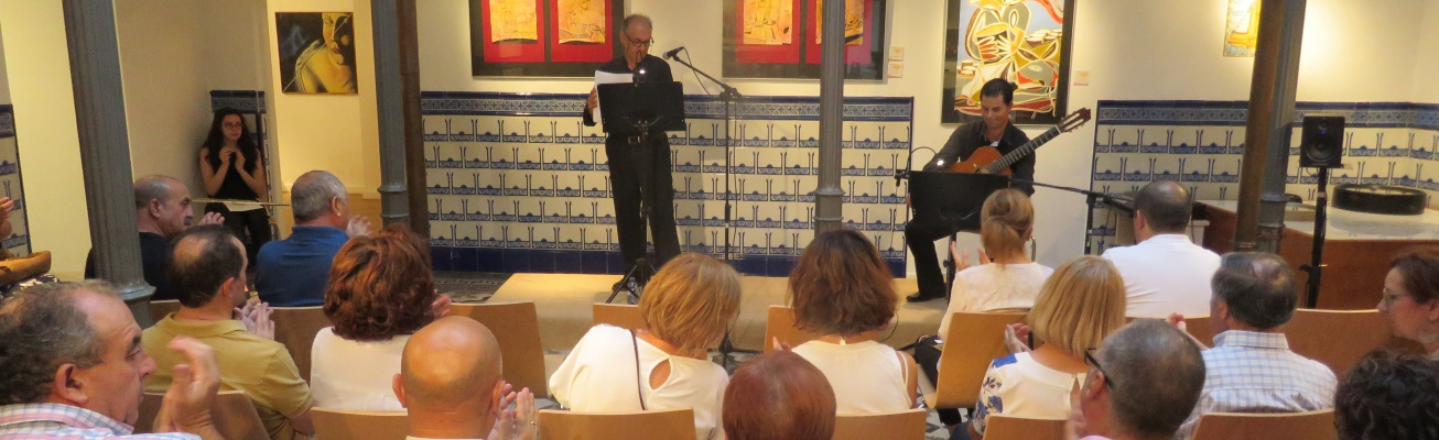 Recital 'Tauromaquia de Verso y Son'