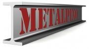 Imagen: Logotipo Estructuras y Cerrajerías Metalpino S.L.