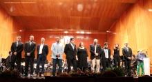 Junta directiva de la AMC Julián Sánchez-Maroto