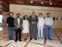 Clausura de las IV Jornadas de Estudiantes Emprendedores de Manzanares