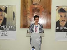 Esther Nieto-Márquez. Concejala de Festejos del Ayuntamiento de Manzanares.