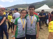 El C.D. Manzanares Orientación se alza con nueve medallas en el Campeonato de España