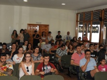 Sorteo público de azafatas y azafatos para FERCAM 2017