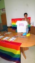 En el II Summer Rainbows se repartirán camisetas conmemorativas