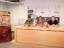 Presentación del cartel anunciador de las VI Jornadas Medievales de Manzanares