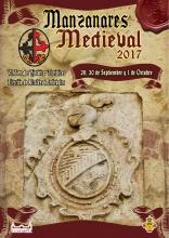 Cartel anunciador de las VI Jornadas Medievales