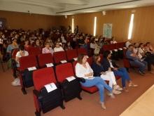 Inauguración de las I Jornadas Ciudad de Manzanares de Alzheimer