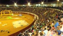 3.000 personas se divirtieron en el Grand Prix