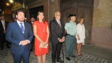 El alcalde encabezó la representación municipal en la procesión de Jesús