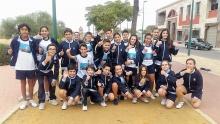 Alumnos del colegio San José