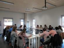Sesión de trabajo de la Lanzadera de Empleo