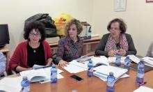 Carmen Pimienta, Beatriz Labián y Ricarda Barato