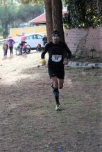 Jesús Arroyo en la Zenagas Trail