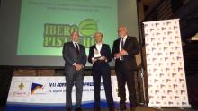 Entrega del premio a la Empresa Innovadora