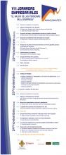 Programa de las VII Jornadas Empresariales
