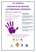 Jornada de Defensa Personal para mujeres
