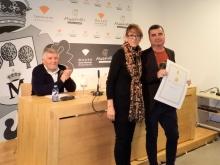 El ganador del Premio Nacional de Relato Corto 'Calicanto'