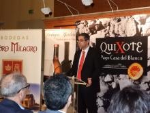 Presentación de los vinos jóvenes
