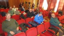 Público presente en el pleno