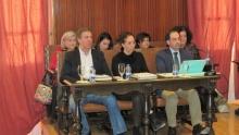 Concejales del PP y de ACM