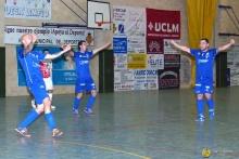 Momento del partido entre el Manzanares FS Quesos El Hidalgo y El Pozo Ciudad de Murcia