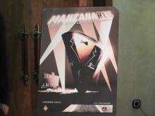 Cartel anunciador de la quinta edición ManzanaREC