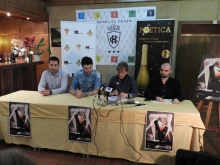 Presentación del cartel anunciador de la quinta edición del ManzanaREC