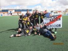 Unión Penosa, ganador del trofeo a la deportividad