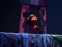 Valentina es la princesa protagonista de la obra