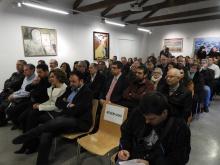 Representantes del sector asociaciones y autoridades asistieron al acto de presentación