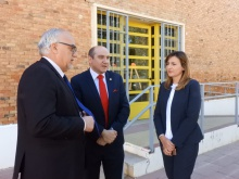 El Ayuntamiento acometerá las obras de instalación de una nueva salida de emergencia en el Centro de Salud 2